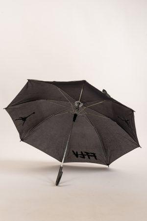 מטריית FTLV בשחור