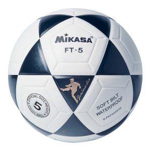 כדור מיקאסה FT5 – לבן/שחור
