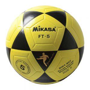 כדור מיקאסה FT5 – צהוב/שחור