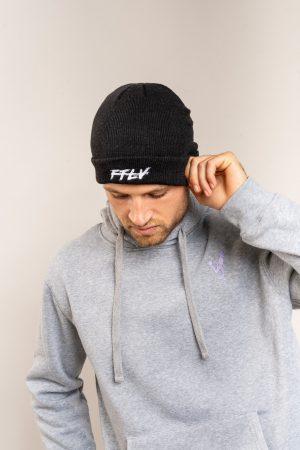 כובע גרב שחור FTLV