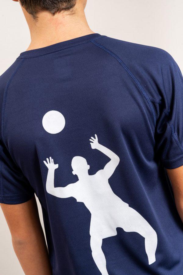 """חולצת אימון """"Peito"""" בכחול / מידה 14"""
